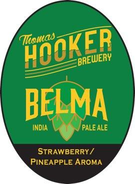 Belma IPA Label