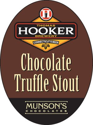 Chocolate Truffle Stout Label