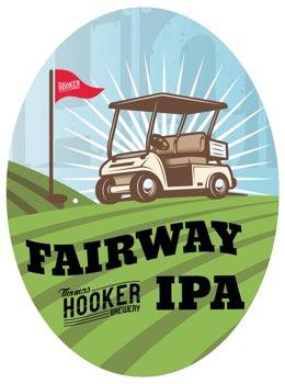 Fairway IPA Label