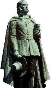 thomas hooker statue