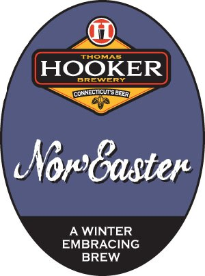 Nor'Easter Winter Lager Label