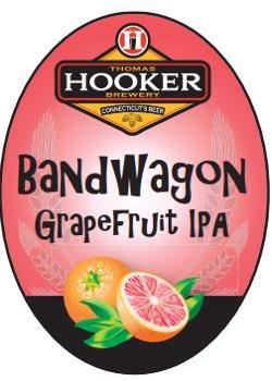 Bandwagon Grapefruit IPA Label