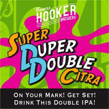 Super Duper Double Citra Label